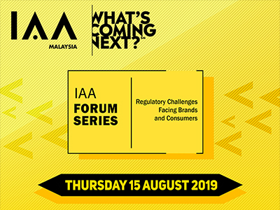 IAA Forum Series